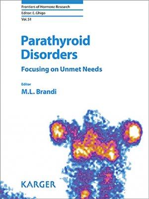 Parathyroid Disorders - karger  - 9783318064087 -