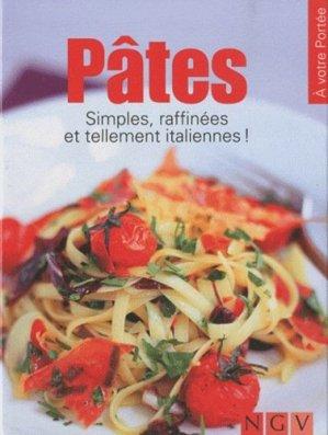 Pâtes - NGV - 9783625010616 -