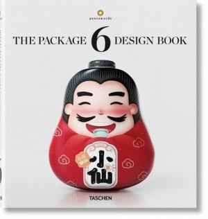 Package design book 6 - Taschen - 9783836585026 -