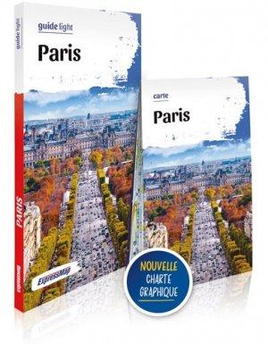 Paris. Avec 1 Plan détachable - Express Map - 9788381900546 -