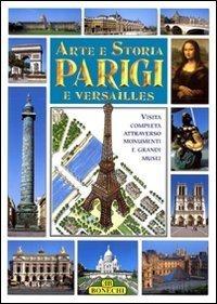 Paris et Versailles Italien - bonechi - 9788880296508 -