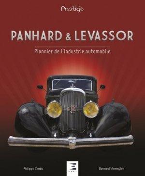 Panhard & Levassor - etai - editions techniques pour l'automobile et l'industrie - 9791028301408 -