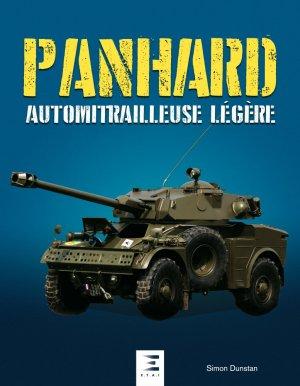 Panhard, automitrailleuse legere - etai - editions techniques pour l'automobile et l'industrie - 9791028303907 -