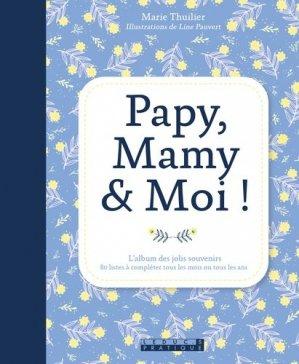 Papy, mamy et moi ! - leduc - 9791028516932 -
