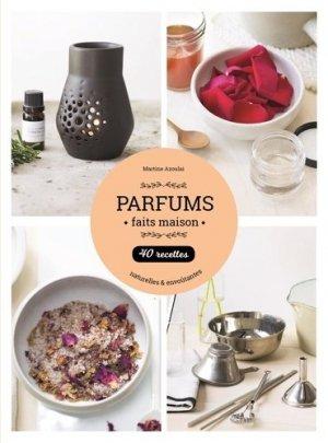 Parfums faits maison - marie claire - 9791032301418 -