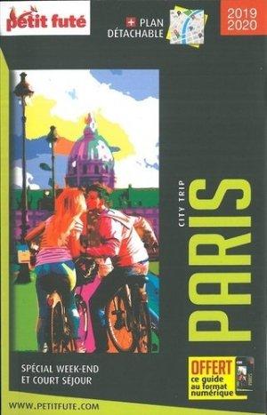 Paris. Edition 2019-2020. Avec 1 Plan détachable - Nouvelles Editions de l'Université - 9791033179955 -