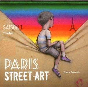 Paris Street Art. Saison 1, 2e édition - Omniscience - 9791097502027 -