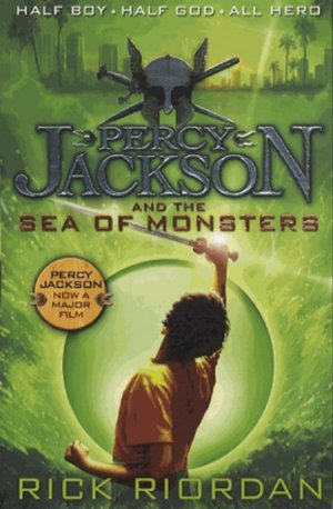 Percy Jackson and the Sea of Monsters - penguin - 9780141346847 -