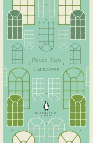 Peter Pan - penguin classics - 9780241341391 -