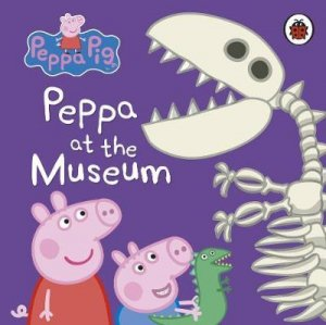 Peppa at the Museum - ladybird - 9780241371619 -