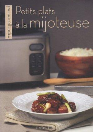 Petits plats à la mijoteuse - Larousse - 9782035850997 -
