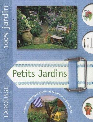 Petits Jardins - larousse - 9782035851253 -