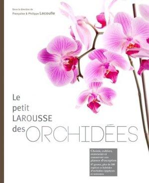 Petit Larousse des orchidées - larousse - 9782035851321