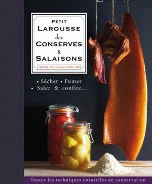 Petit Larousse des Conserves et Salaisons - Larousse - 9782035851963 -