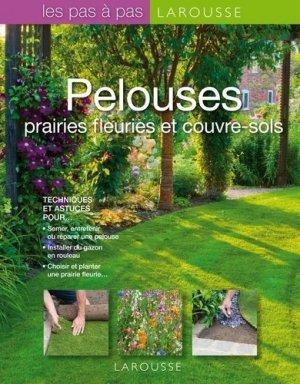 Pelouses - larousse - 9782035871534