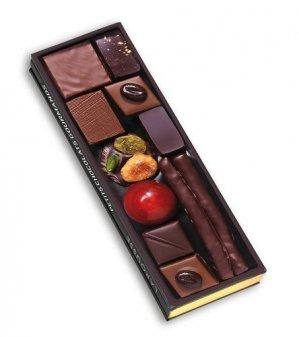 Petits chocolats gourmands - Larousse - 9782035895578 -