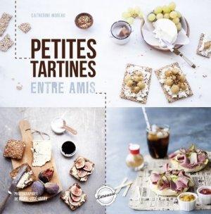 Petites tartines entre amis - Larousse - 9782035900456 -