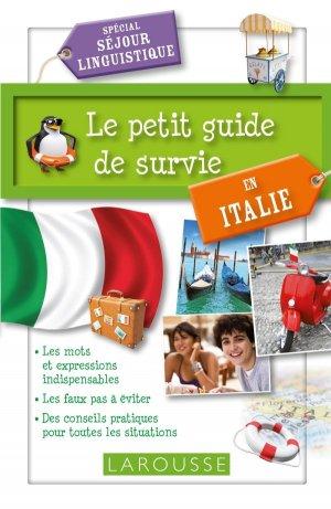 Le petit guide de survie en Italie - Larousse - 9782035909879 -