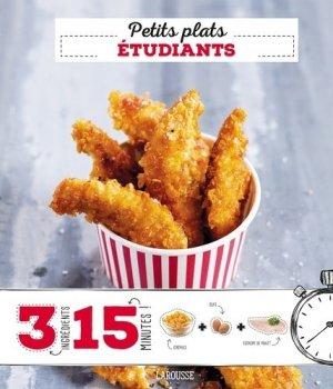 Petits plats étudiants - Larousse - 9782035914385 -