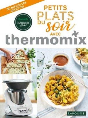Petits plats du soir avec Thermomix - Larousse - 9782035954848 -