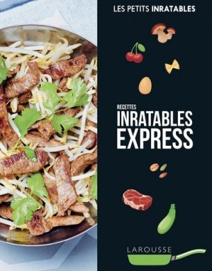 Petit inratable express - larousse - 9782035973702 -