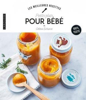 Petits plats pour bébé - larousse - 9782035981882 -
