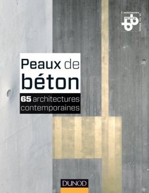 Peaux de béton - dunod - 9782100565542 -