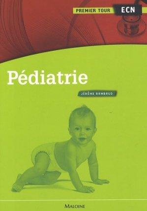 Pédiatrie - maloine - 9782224031954 -