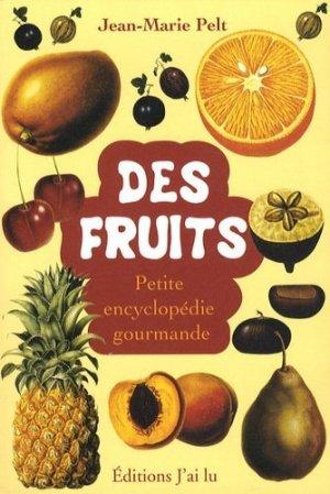 Petite encyclopédie des fruits - J'ai lu - 9782290019139 -
