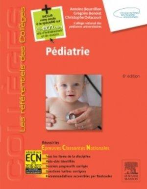 Pédiatrie - elsevier / masson - 9782294736988 -