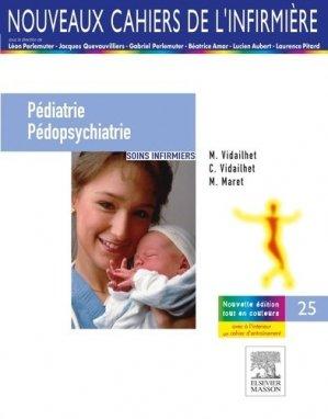 Pédiatrie pédopsychiatrie - elsevier / masson - 9782294768675 -
