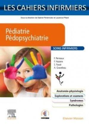 Pédiatrie-Pédopsychiatrie - elsevier / masson - 9782294770579 -