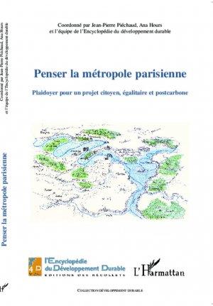 Penser la métropole parisienne - l'harmattan - 9782296112834 -