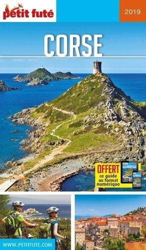Petit Futé Corse - Nouvelles éditions de l'Université - 9782305001913 -