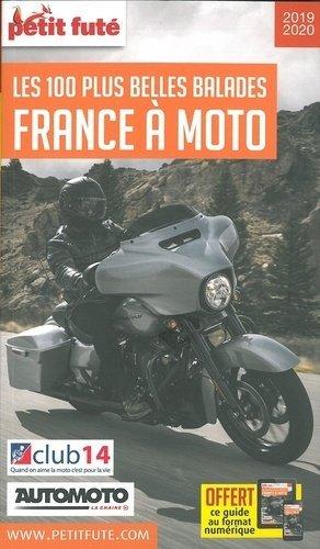 Petit Futé France à moto - nouvelles editions de l'universite - 9782305007311