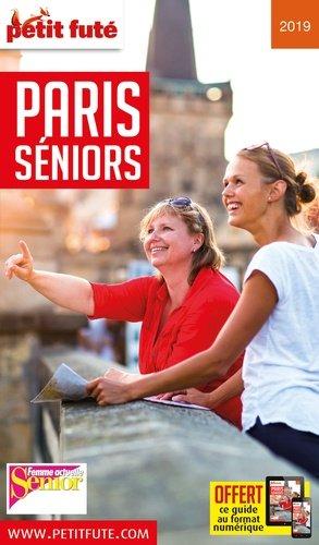 Petit Futé Paris seniors. Edition 2019-2020 - Nouvelles éditions de l'Université - 9782305008578 -