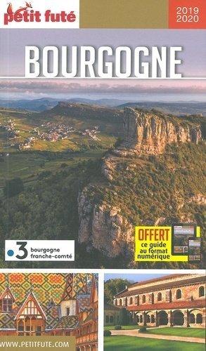 Petit Futé Bourgogne - Nouvelles éditions de l'Université - 9782305009834 -