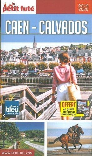 Petit Futé Caen - Calvados - Nouvelles éditions de l'Université - 9782305009896 -