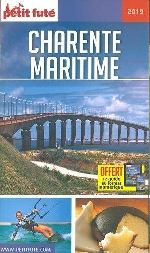 Petit Futé Charente-Maritime - nouvelles editions de l'universite petit futé - 9782305009957 -