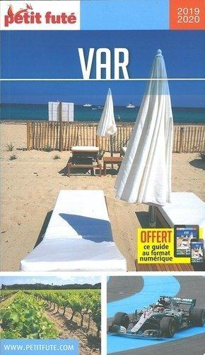 Petit Futé Var - nouvelles editions de l'universite petit futé - 9782305012292 -