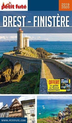 Petit Futé Brest-Finistère - Nouvelles éditions de l'Université - 9782305012896 -