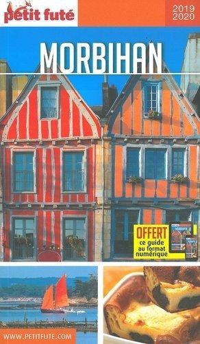 Petit Futé Morbihan - nouvelles éditions de l'université petit futé - 9782305013190 -