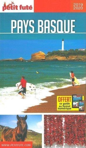 Petit Futé Pays Basque - nouvelles editions de l'universite petit futé - 9782305013251 -