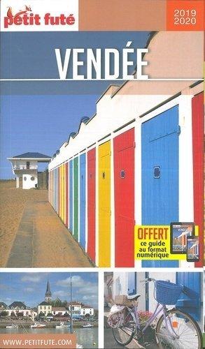 Petit Futé Vendée - nouvelles éditions de l'université petit futé - 9782305013374 -