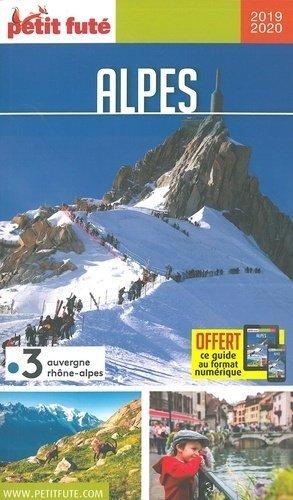 Petit Futé Alpes - Nouvelles éditions de l'Université - 9782305014098 -