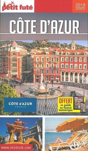 Petit Futé Côte d'Azur - Nouvelles éditions de l'Université - 9782305014272 -