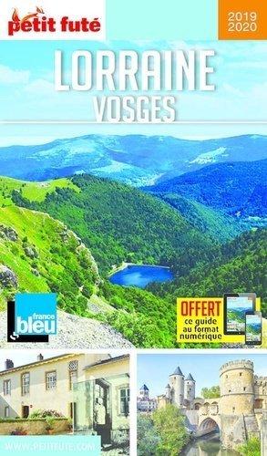 Petit Futé Lorraine Vosges - Nouvelles éditions de l'Université - 9782305014395 -
