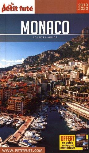 Petit Futé Monaco - Nouvelles éditions de l'Université - 9782305014753 -