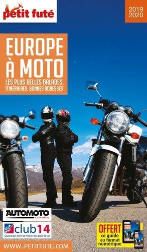 Petit Futé Europe à moto - Nouvelles éditions de l'Université - 9782305016672 -