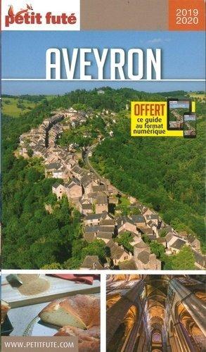 Petit Futé Aveyron - Nouvelles éditions de l'Université - 9782305018119 -